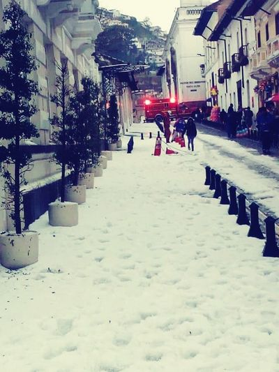 Somewhere in time... #Quito #ecuador #snow #nieve #sudamerica Winter