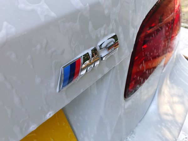 Mode Of Transport Transportation Red Nautical Vessel High Angle View No People Day Land Vehicle Close-up Outdoors Water Snowfoam M3 Jetwash Bmw Mpower
