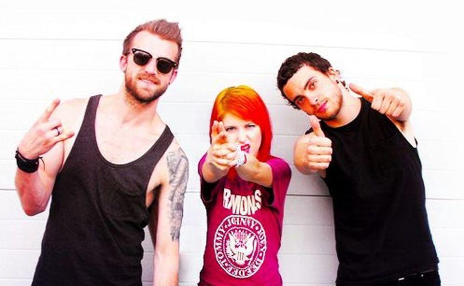 Awwwn meus lindos *--* Paramore