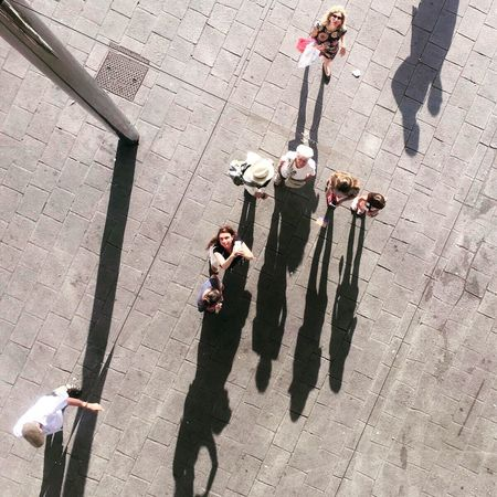 People Together Ombriere Marseille NormanFoster
