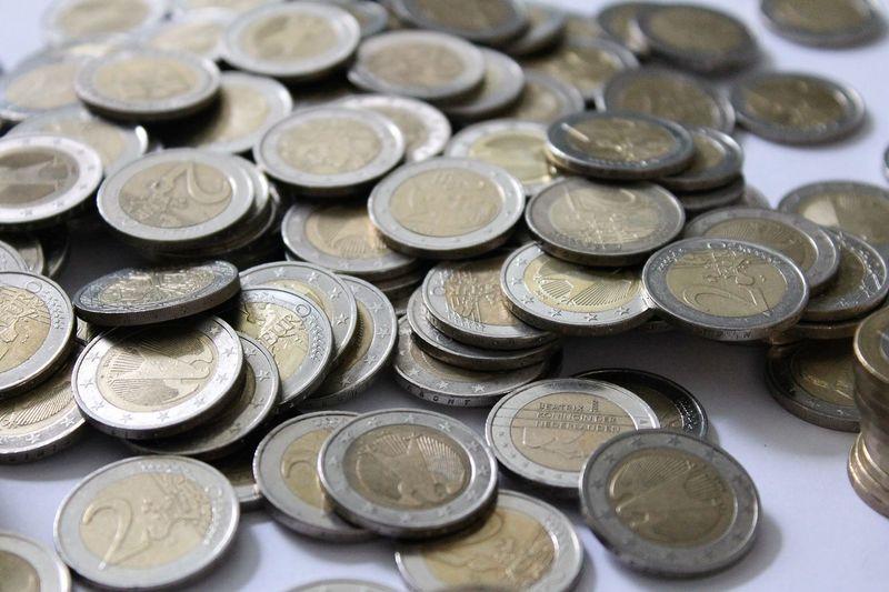 2 Euro coins 2 Euro Coins Coins Currency Euro Coins Euromünzen Europe Geld Money Münzen Münzenberg Währung