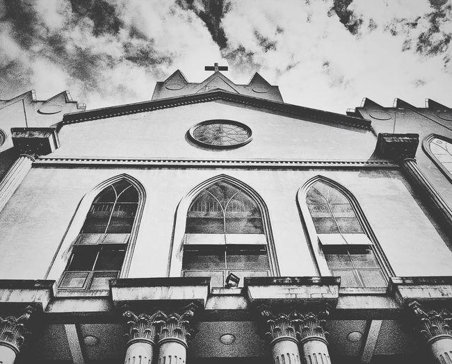 ⛪️⛪️⛪️ 合肥影像 Hefei IPhone4s IPhoneography Photography Snapseed 手机摄影 街头摄影 Sky