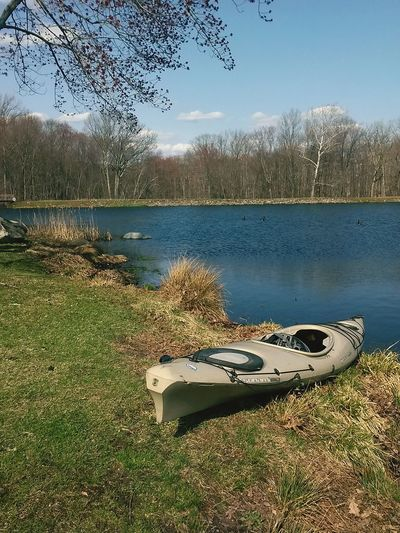 Went Kayaking for the first time Enjoying The View Kayaking Viscocam Open Edit Spring Enjoying Life