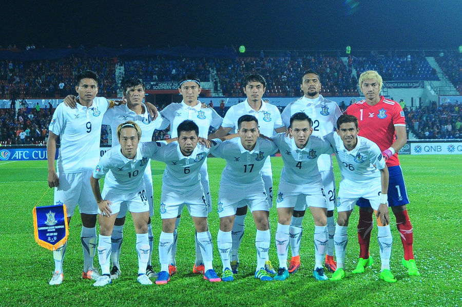 20 FEBUARY 2017,Johor Bahru ,Malaysia:AFC CUP 2017 , Group Stage Full Length Sports Team Sport Gettyimagesgallery Getty Creative Getty+EyeEm Collection Gettyimages Gettyreportage Getty Images Getty X EyeEm Getty X EyeEm Images Gettysport Football Dribble First Eyeem Photo Sports Photography Johor Getting Creative Group Of People Sports Venue Sports Clothing Stadium Soccer Sportsman Soccer Player