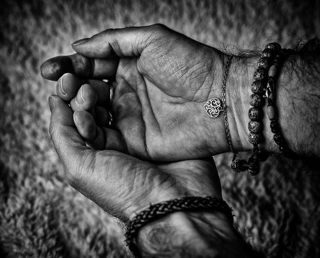 Hands & love SaintValentin Love Bkackandwhite Human Hand Close-up Human Finger