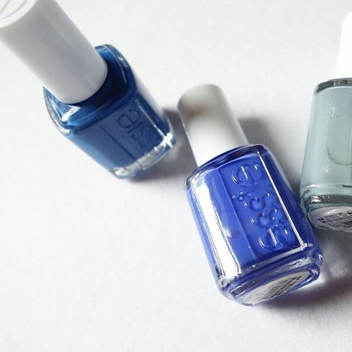 올 여름은 이걸로 뽐빼야지?? Essie Mezmerised Butlerplease Parkaperfect nailcolor summer