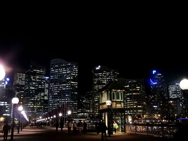 Landscape Landscape_photography Sydney, Australia Builings Buildings Architecture Lights Light In The Darkness