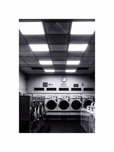 Laundry Landing
