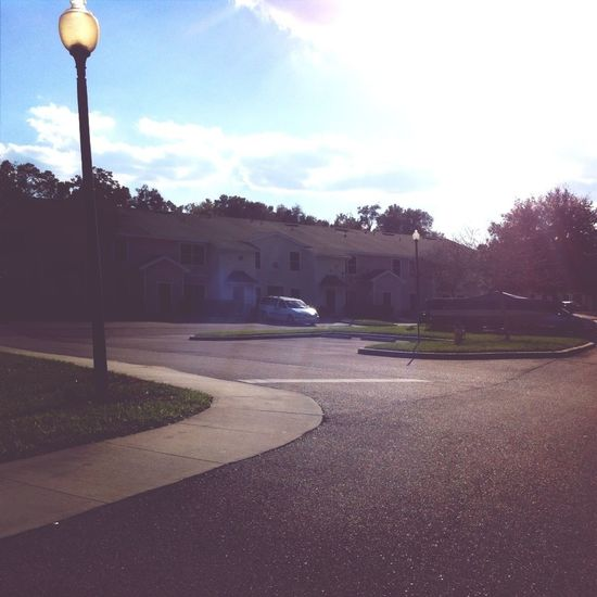 Its nice out