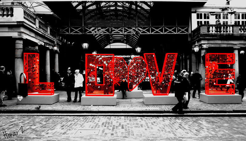 Valantinesday Covent Garden  LONDON❤ Loveday Romance Collection 2016 Picture Architecture Special👌shot Impressive View Camera Adapted To The City