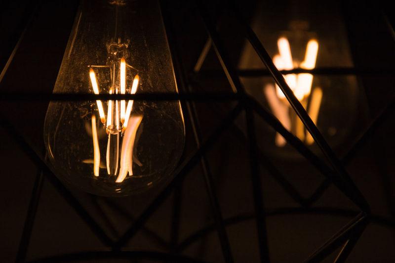 dim bulb light