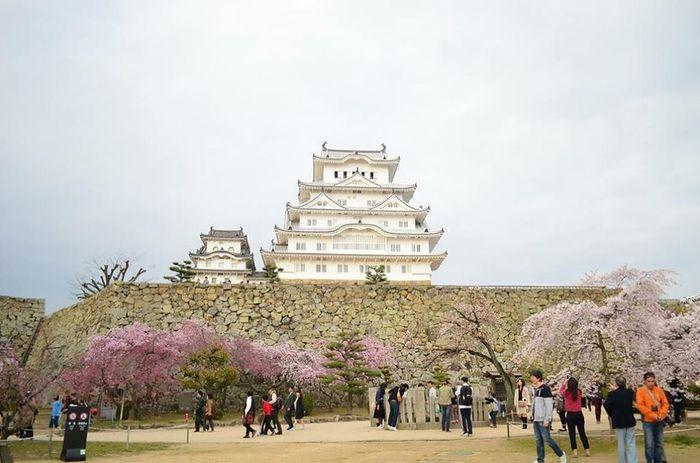 Japan Himeji Castle Kobe-shi,Japan Himeji