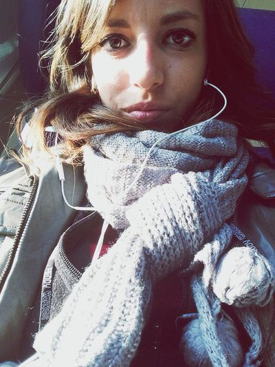 Every morning i go to Bergamo. And music save me. ?