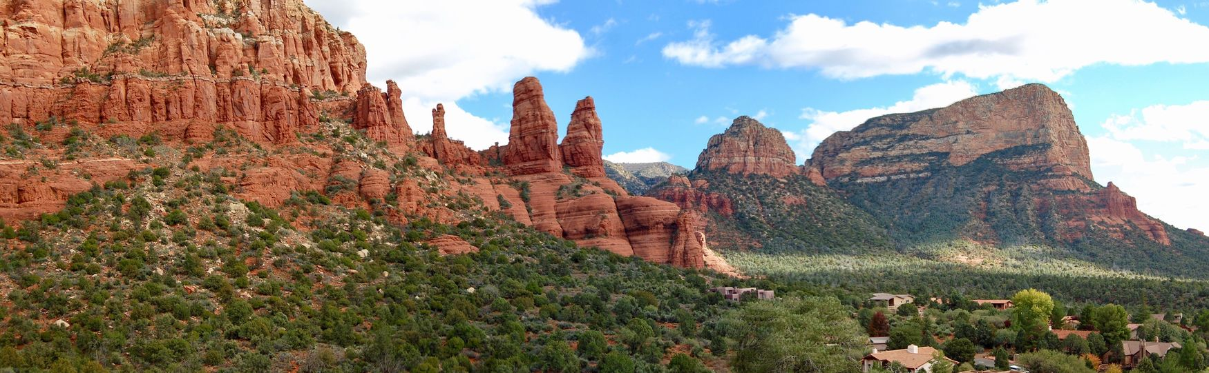 Nature Rock - Object Rock Formation Travel Destinations Beauty In Nature Geology Travel Physical Geography Scenics Tourism Sky Outdoors Day Tranquility Rock Hoodoo No People Panoramic View Panoramic Photography Panorama SEDONA ARIZONA