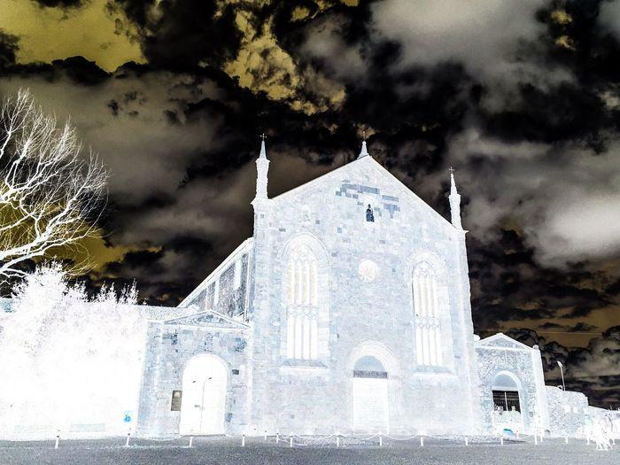 Architecture Religion Sky