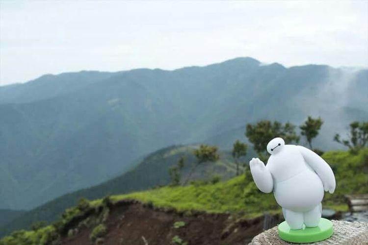 約20kmの丹沢表尾根縦走withベイマックス(笑) Mountains Nature Japan ~カメログまたここで~ EyeEm Nature Lover Landscape Photography Taking Photos Hello World