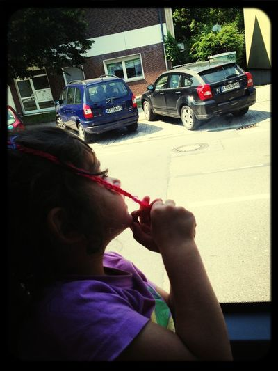 My Daughter Public Transportation Prinzessin :* EyeEm Best Shots
