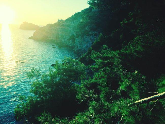 Sea Seaside Sunshine Sunset Life Beautiful