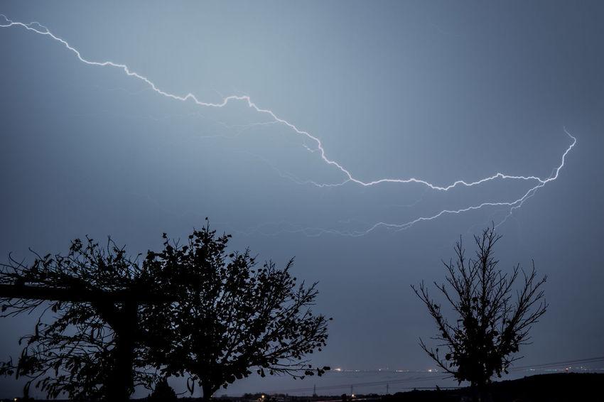 Extreme Weather Fitou FRance Fitougraphie Laurent Vankilsdonk Lightning Power In Nature Storm Storm Cloud Thunder Thunderstorm