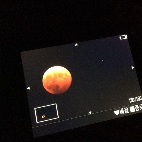 Taking Photos Moon A99