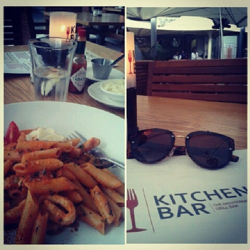 Sunday chillin Fourways Designquarter Kitchenbar ♡ Goodfood goodcompany imhappy