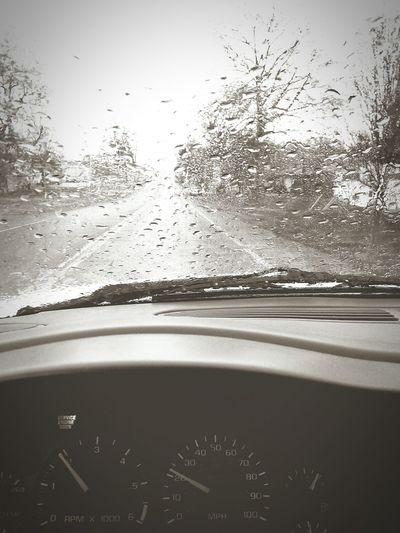 Interior Views Missouri Rainy Day Rain Black And White Vintage At Peace A Glimpse Breath It In Landscape St. Joseph