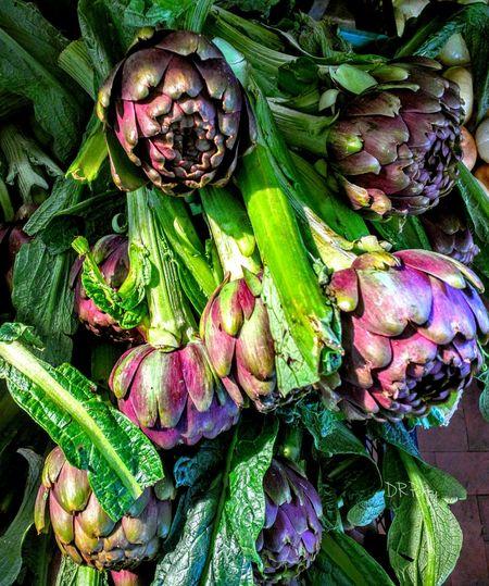 Carciofi Artichoke Fresh Produce Vegatables Vegatablemarket Rome Roma Lazio Noidiroma Repostromanticitaly Photobydperry Italy Italia Balduina Localfreshmarket Marketplace Myrome Amazing Italy