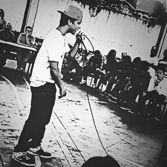 That's Me Rapper NewConnection