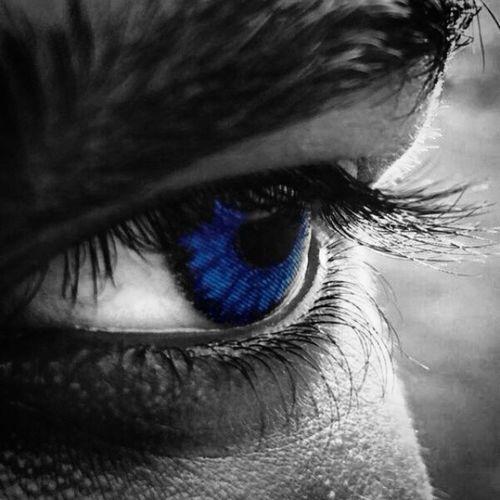 Bluelenses Eye Simpleclick PhonePhotography bestoftheday instashare instagood instadaily instalike likes