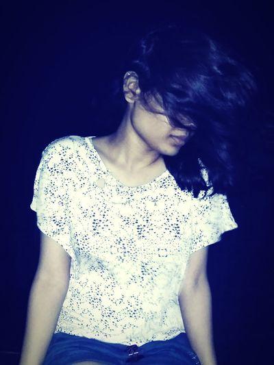 Portrait Alone