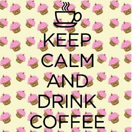 ♥ KeepCalmAnd Coffee