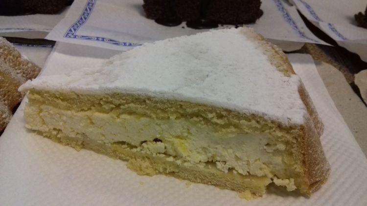 Torta de ricota Cheff Rico Especial Moment Mmmm!