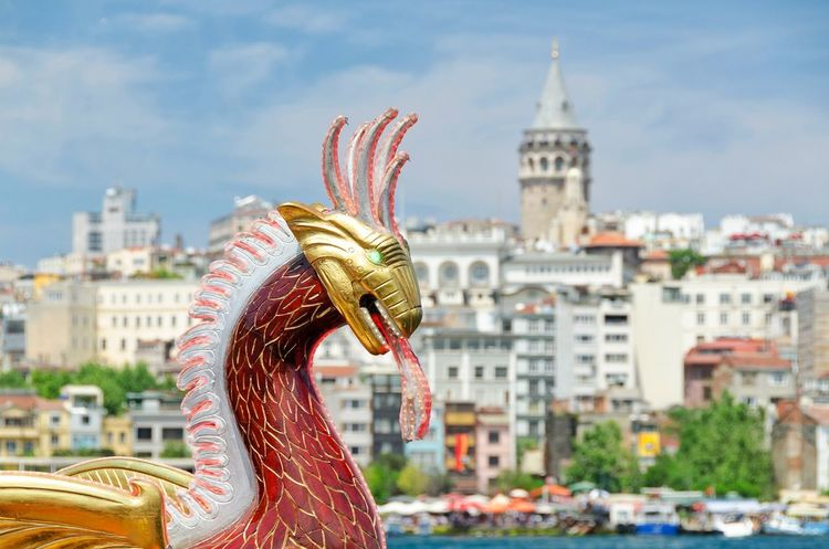Dragon! Istanbul Hello World Notes From Underground Shootermag Awesome Architecture Istanbul