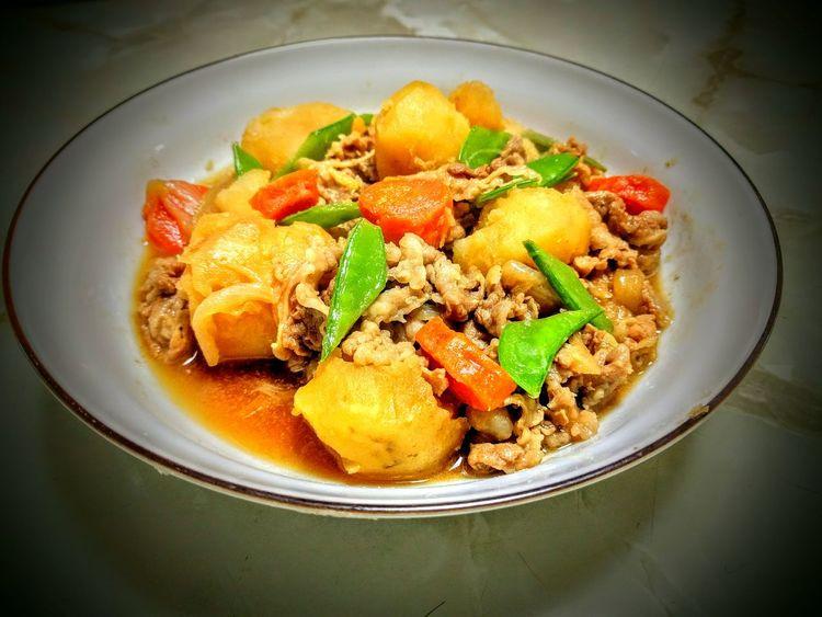 肉じゃが I Made It  Jaranese Cuisine WASHOKU Recomended Daily Meal