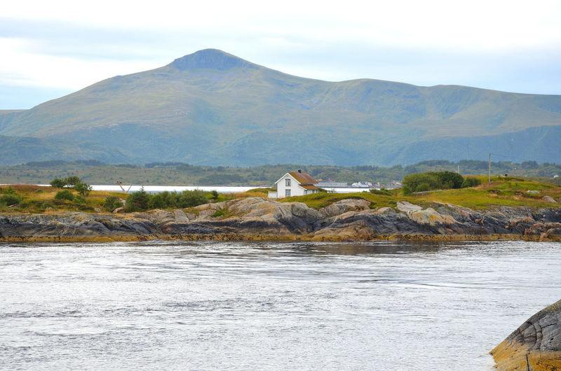 Rocky Fjord