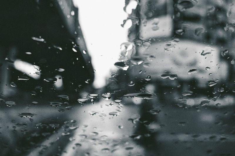 EyeEm EyeEm Best Shots VSCO EyeEm Taiwan Ricoh Gr Rain Rainy Days Raindrops Rain Drops Water Window Windshield Windshield Shots Monochrome On The Road Streetphotography Street Photography