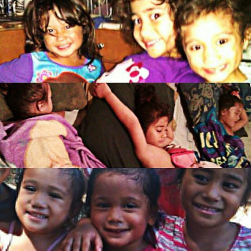 - My Nieces <3 Kathlene , Analynn & Katelynne.