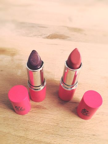 Cosmetics Rouge Love Woman
