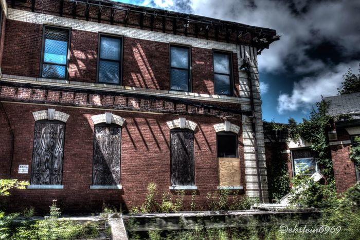 Old Buildings Abandoned abandoned places