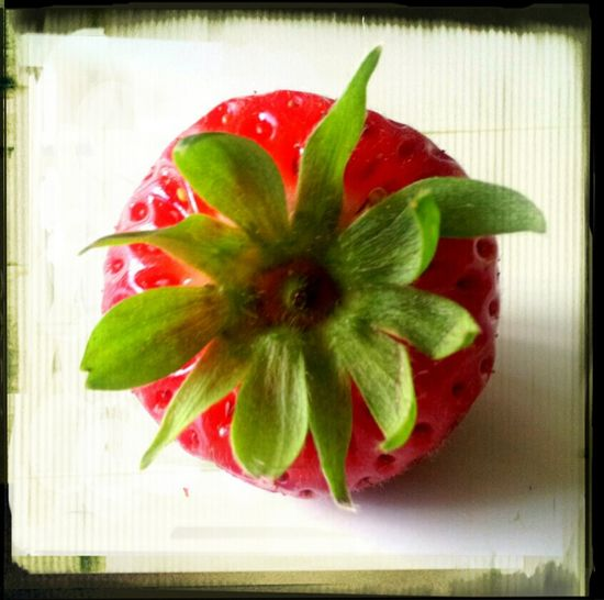 Frutas Fresa Fuenlabrada
