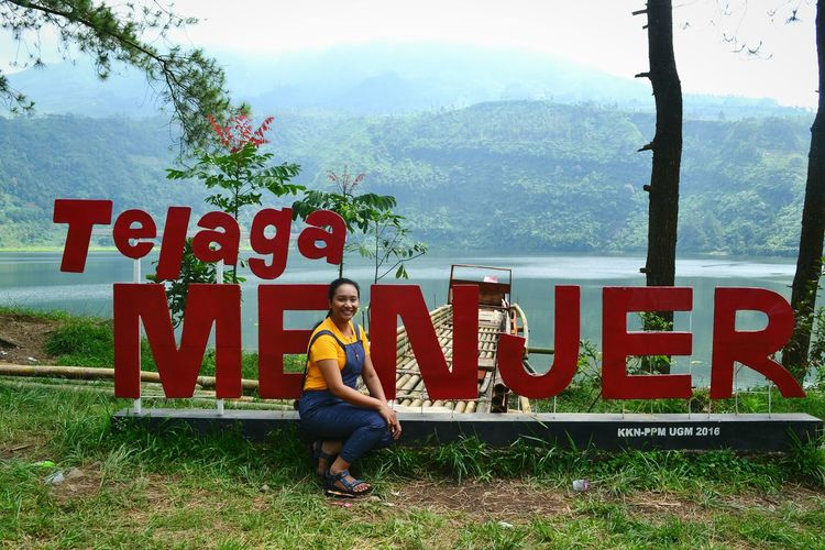 in Dieng Indonesia Nature Fresh Beautiful