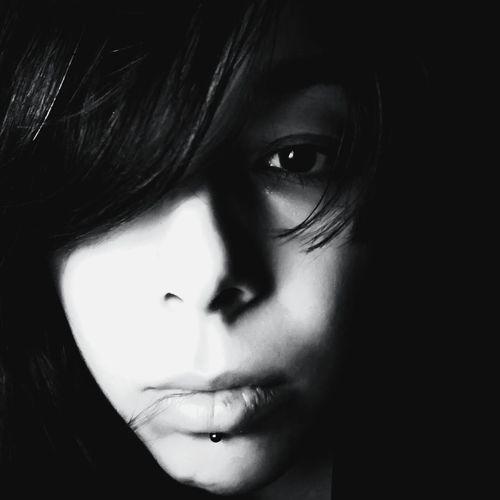 No face Meandmymonster Me Self Portrait Portrait Psycho Sociopath Mad Myself Selfie ✌ Piercing Tear Face Eye4photography  Eyemphotography Depression Sadness Girl Labret Blackandwhite Young Women Beautiful Woman Portrait Black Background Beauty Women Human Face Human Eye Eyelash Fashion Human Lips