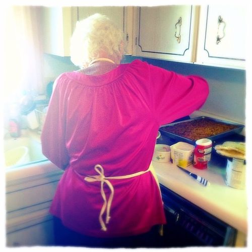 Grandma What I Value Family Thanksgiving Cherish The Moment Grandmother Homecooking Heritage Heirloom Home