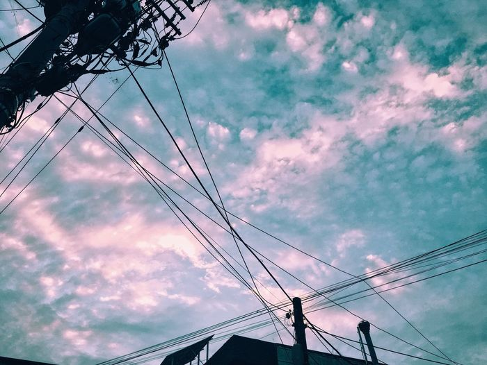 Cable Cloud - Sky Cloudscape Day Sky Hobbies Camera Art Atmosphere 100D
