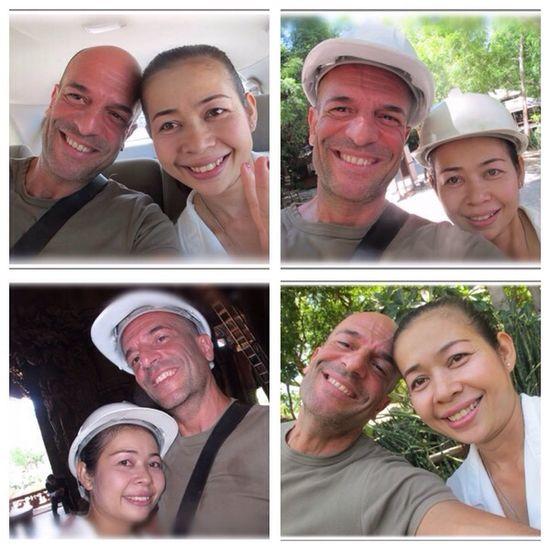 Victor Noc Art 🎱 VictorNocArt Vittorio Pattaya City Thailandia 2015 VicNoc PUI Pui E Victor 2015