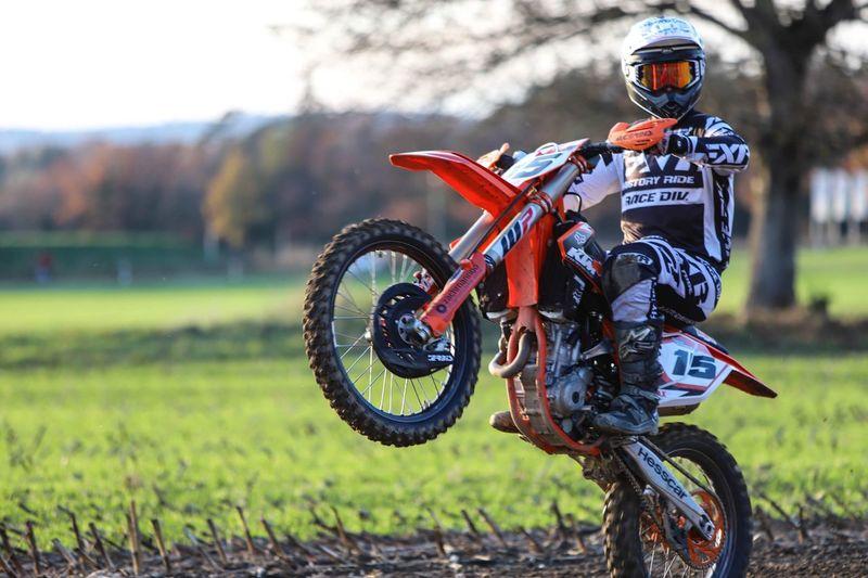 Motocross Man