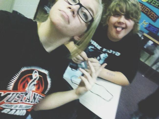 branDONE with u Brandon Is Cool School Flow Selfie Ft Bff
