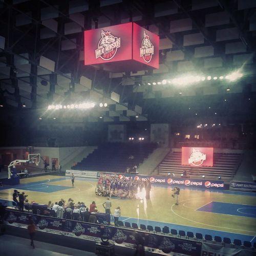 King Wilki Szczecin Basketball NBA Nowa Hala Lebron Prezentacja