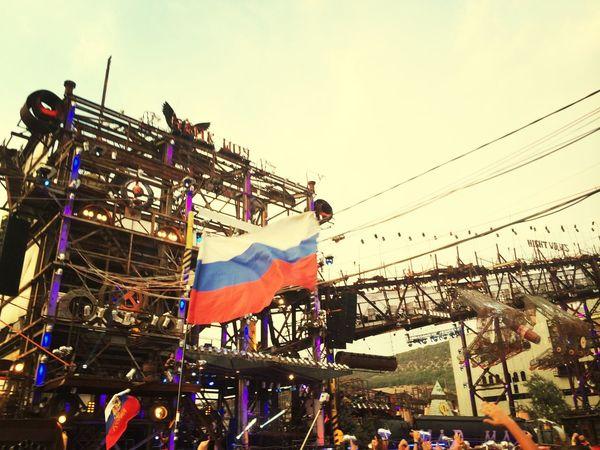Russia Bike Show Sevastopol  Patriotism