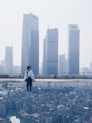 生活从不停歇 Popular Photos Guangzhou Everyday Lives Cityscapes On The Road